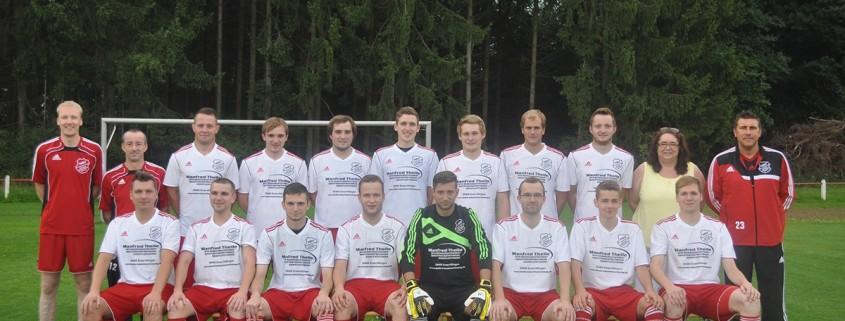 1. Mannschaft Höinger SV 2014/15
