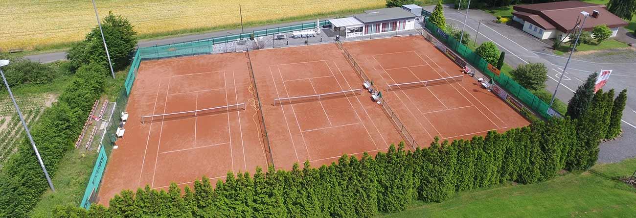 Tennisanlage Sportanlage Höinger SV