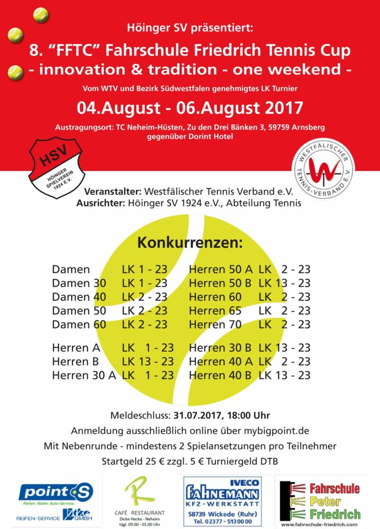 Fahrschule Friedrich Cup 2017ac