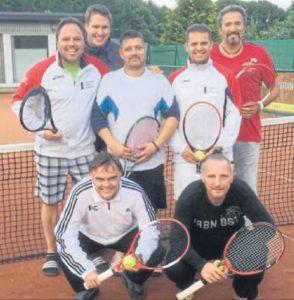 Tennis Höingen Verbandsliga