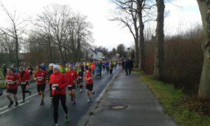 Silvesterlauf Werl - Soest 2017