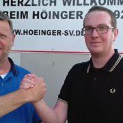 Jugendleiter Höinger SV