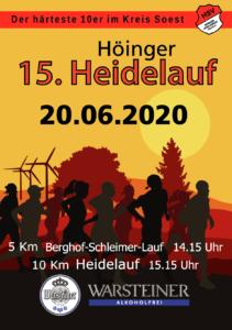 Höinger SV Heidelauf 2020