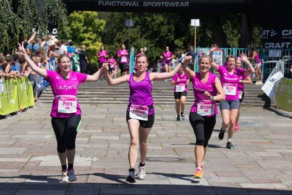 Craft women 39 s run in k ln h inger sv for Craft women s run