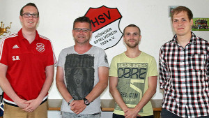 Stefan Dellbrügge neuer Leiter der Jugendabteilung beim Höinger SV