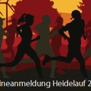 Onlineanmeldung Heidelauf 2017