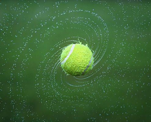 Saisoneröffnung Tennis